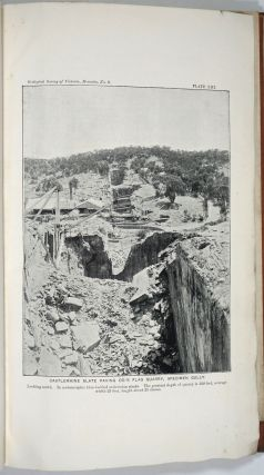 Memoirs of the Geological Survey of Victoria, Numbers 1 to 15.
