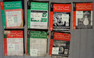 Australasian Electrical Times (&) Australasian Electrical and Radio Times.