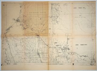 Cockburn Sound / Murray / Wellington District Cadastral maps