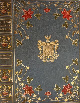 Beaux & Belles of England. Edition Magnifique, limited to 26 copies.