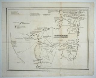 A Map of all those Parts of the Territory of New South Wales which have been seen by any Person...