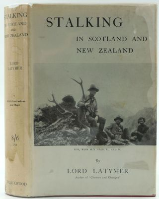 Stalking in Scotland and New Zealand.