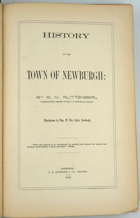 History of the Town of Newburgh.