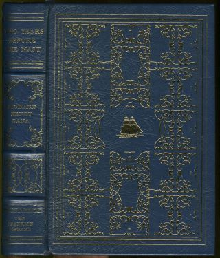 Two Years Before the Mast. Franklin Library limited edition. Richard Henry Dana
