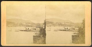 West Point Ferry at Garrison's Landing. NY Garrison, Barnum photographer