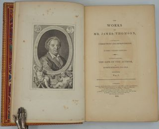 The Works of Mr. James Thomson.