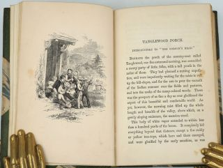 A Wonder- Book for Girls and Boys. With Engravings by Baker from Designs by Billings.