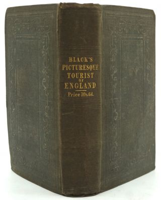 Black's Picturesque Tourist and Road-Book of England and Wales
