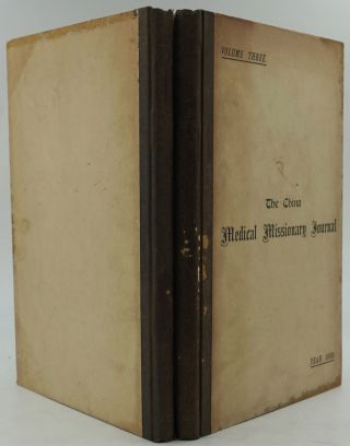The China Medical Missionary Journal, Volumes Two and Three.