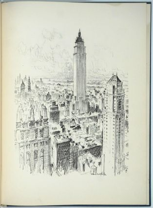 Empire State. A Pictorial Record of Its Construction.