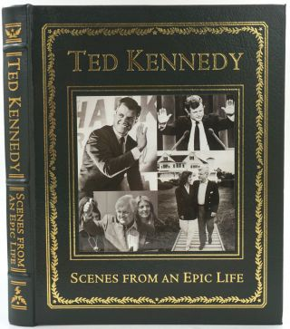 Ted Kennedy, Scenes from an Epic Life. Photographers, Writers of The Boston Globe