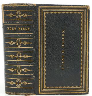 The Holy Bible containing the Old and New Testaments, translated out of the original tongues: and...