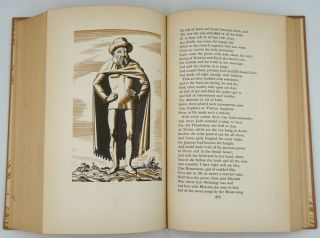 Canterbury Tales. Rendered into Modern English by J.U. Nicolson. With Illustrations by Rockwell Kent...