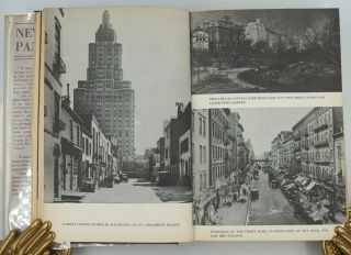 New York Panorama. A Comprehensive View of the Metropolis prepared by the Federal Writers' Project and presented in a Series of Articles by Various Hands.