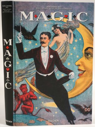 Magic. 1400s - 1950s. Noel Daniel, Ricky Jay