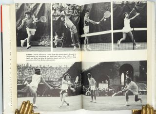Carnival at Forest Hills. Anatomy of a Tennis Tournament [SIGNED].