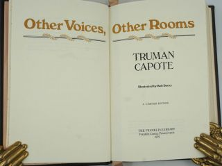 Other Voices, Other Rooms.
