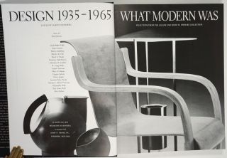 Design 1935-1965, What Modern Was: Selections from the Liliane and David M. Stewart Collections.