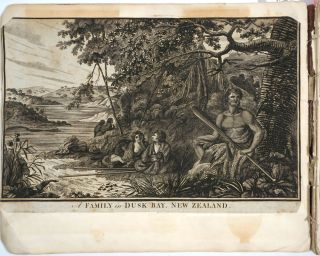 New Zealand Commonplace book of Thomas Donne, an early promoter of New Zealand.