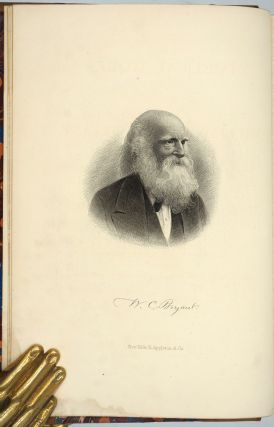 Poetical Works of William Cullen Bryant collected and arranged by the Author.