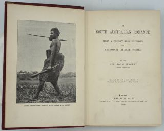 A South Australian Romance. How a Colony was Founded and a Methodist Church Formed.