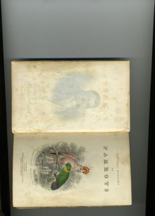 The Natural History of Parrots from Jardine's Natural History series.