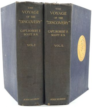 "The Voyage of the ""Discovery"" R. F. Scott"