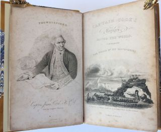 The Voyages of Capt. James Cook Round the World; comprehending A History of the South Sea Islands.