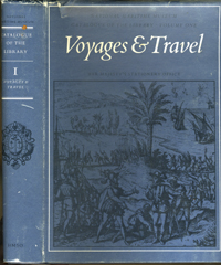 Catalogue of the Library, Voyages & Travel, Volume 1. National Maritime Museum