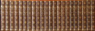 Complete Works of William Makepeace Thackeray. Complete 22 volume set. William Makepeace Thackeray