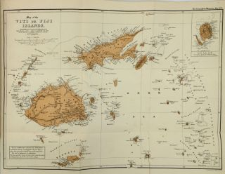 The Geographical Magazine, Vol 1&2, 1874 & 1875. With West Australian, Arctic, Colorado & Fijian content.