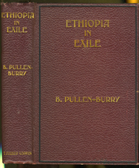 Ethiopia in Exile, Jamaica Revisited. B. Pullen Burry