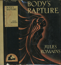 Body's Rapture. Jules Romain