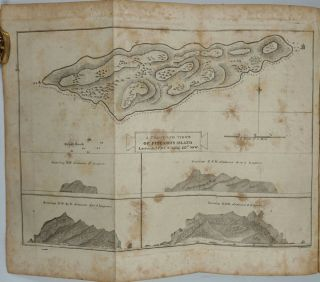 A Narrative of Voyages and Travels in the Northern and Southern Hemispheres; comprising three voyages round the World together with a voyage of survey and discovery in the Pacific Ocean and Oriental Islands.